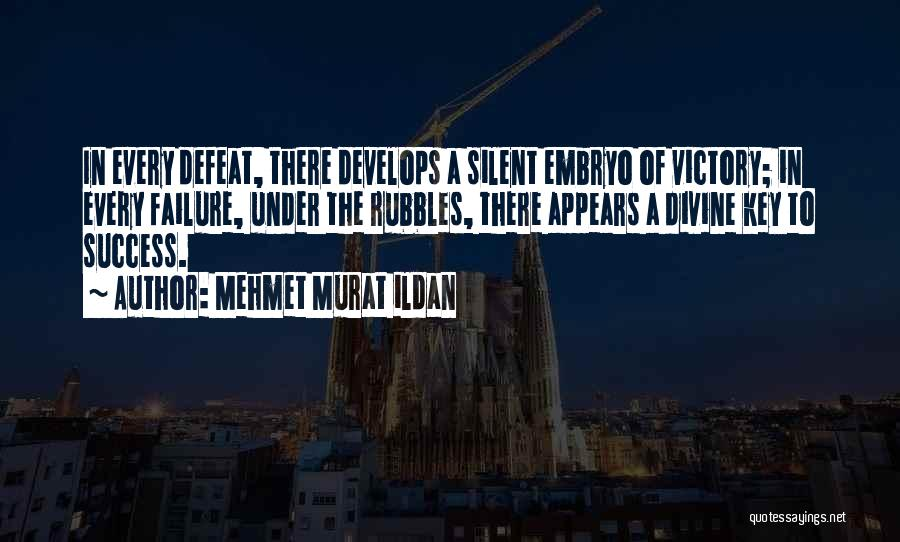 Success Vs Failure Quotes By Mehmet Murat Ildan
