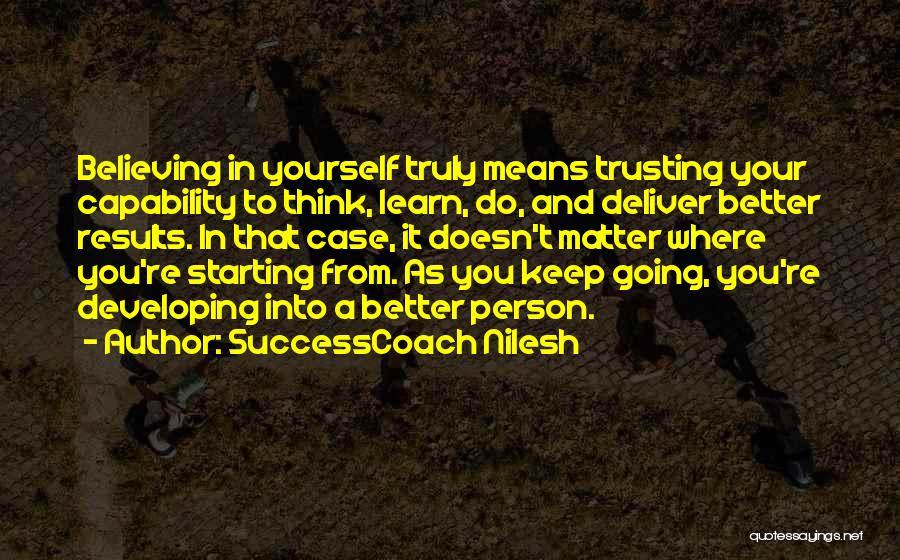 SuccessCoach Nilesh Quotes 797490