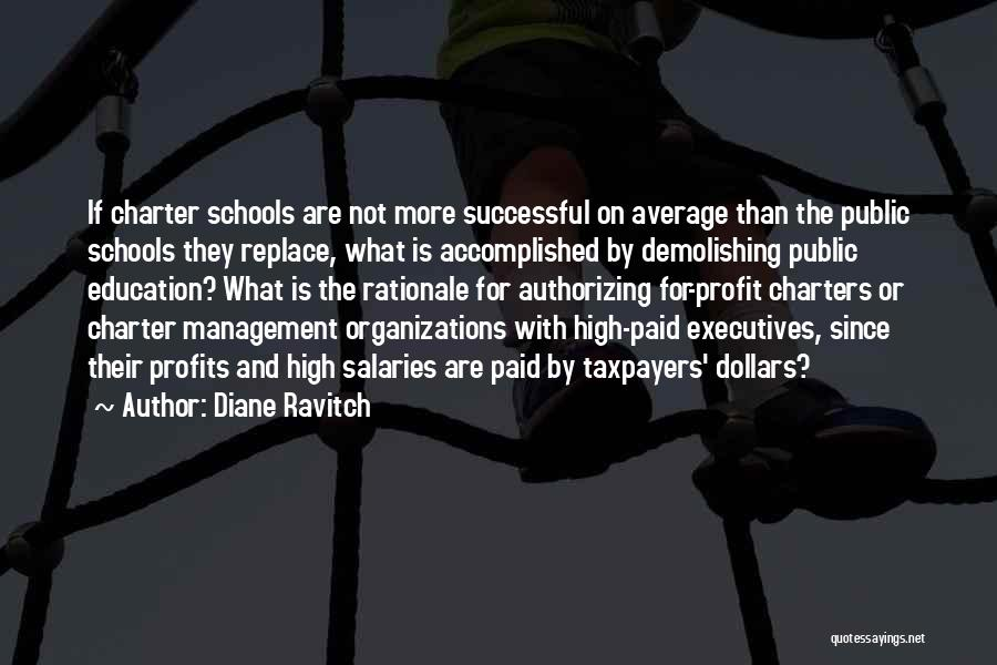 Successful Education Quotes By Diane Ravitch