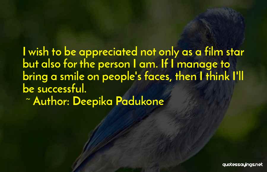 Successful Person Quotes By Deepika Padukone