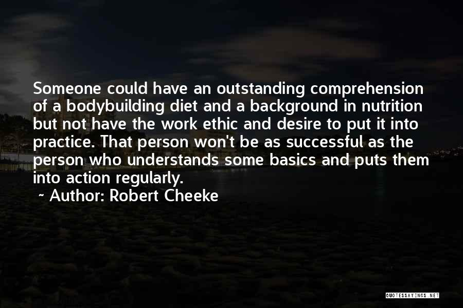 Successful Person Quotes By Robert Cheeke