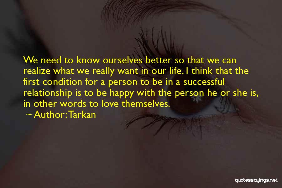 Successful Person Quotes By Tarkan