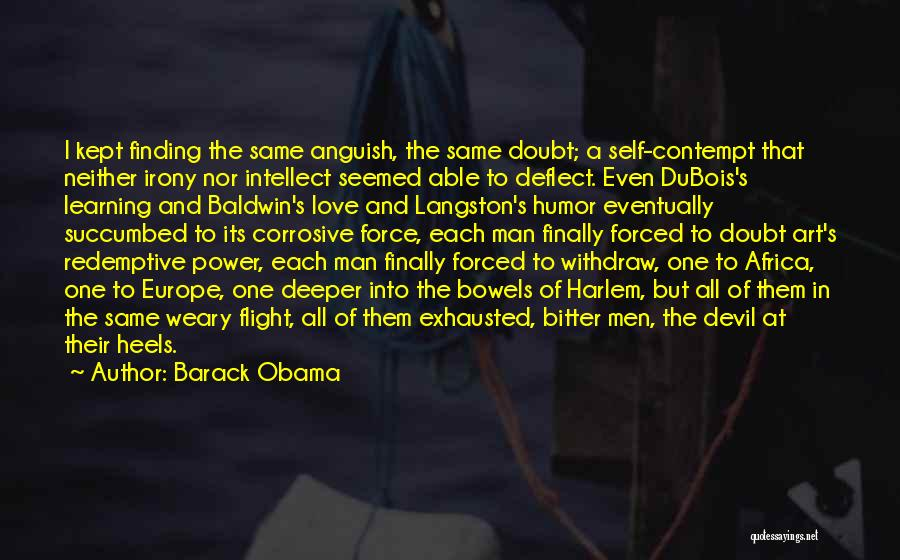 Succumbed Quotes By Barack Obama
