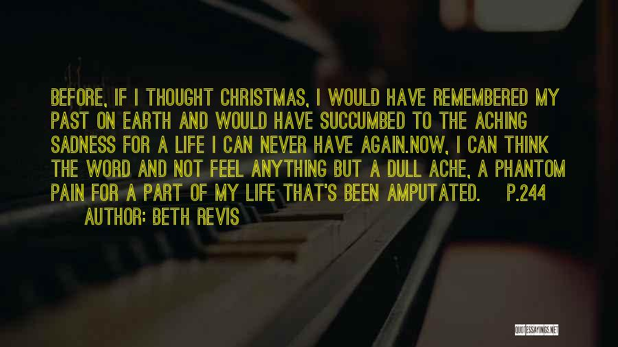 Succumbed Quotes By Beth Revis