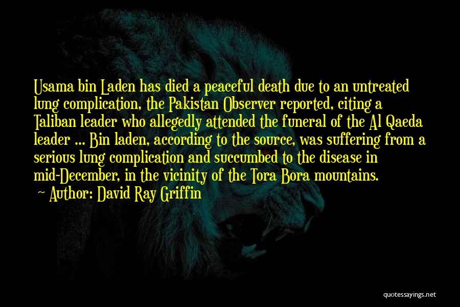 Succumbed Quotes By David Ray Griffin