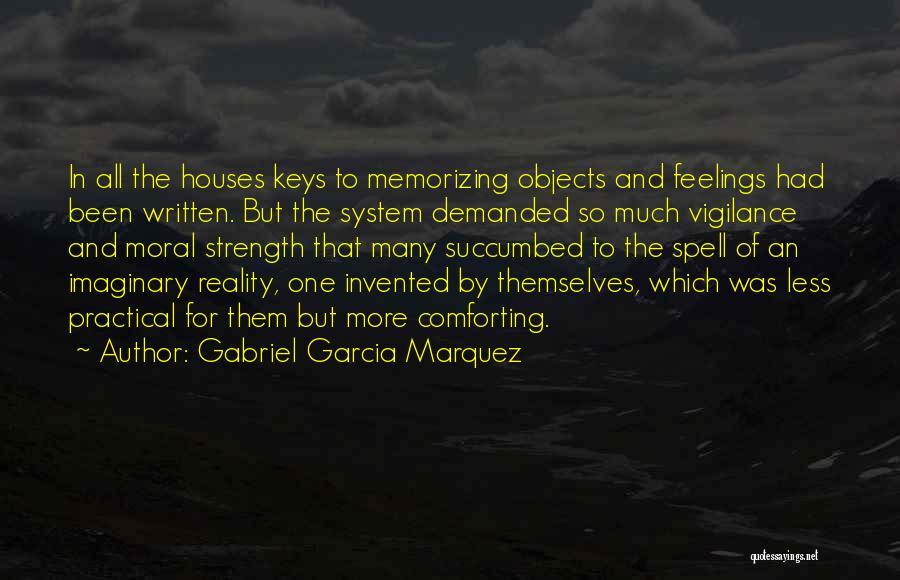 Succumbed Quotes By Gabriel Garcia Marquez