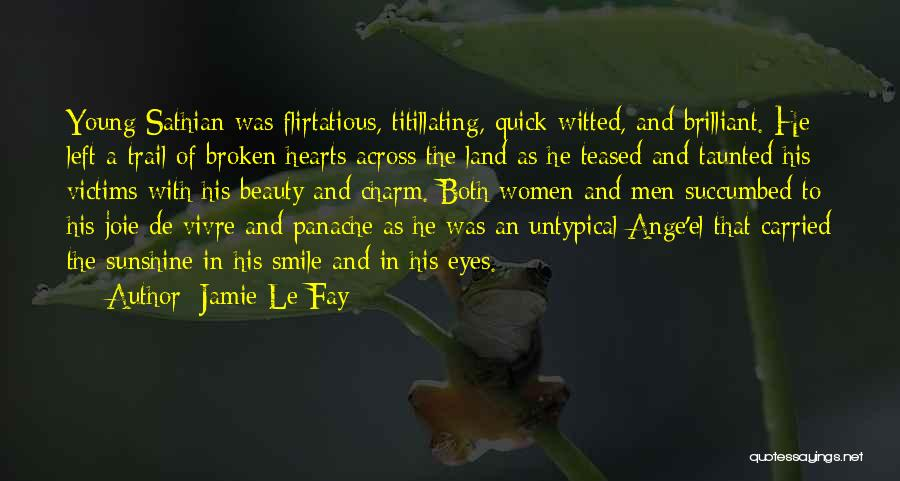Succumbed Quotes By Jamie Le Fay