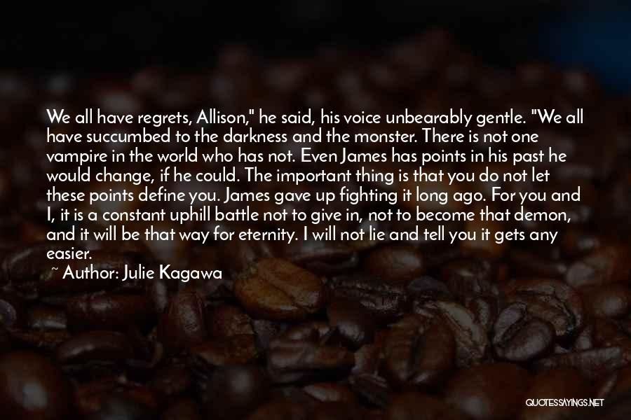Succumbed Quotes By Julie Kagawa