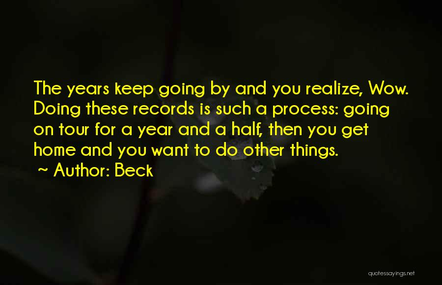 Such Wow Quotes By Beck