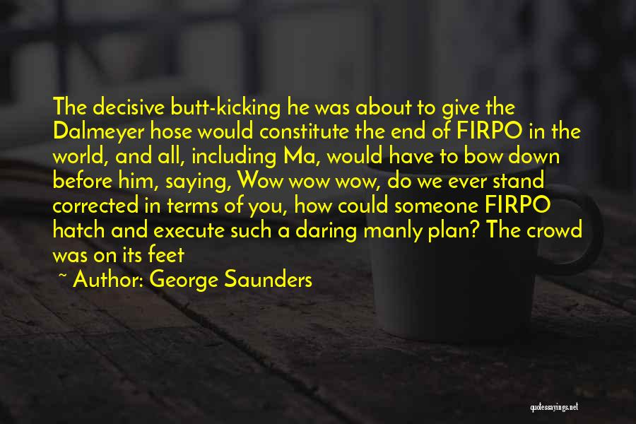 Such Wow Quotes By George Saunders
