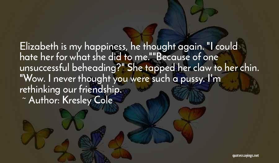 Such Wow Quotes By Kresley Cole