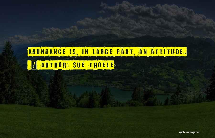 Sue Thoele Quotes 391422