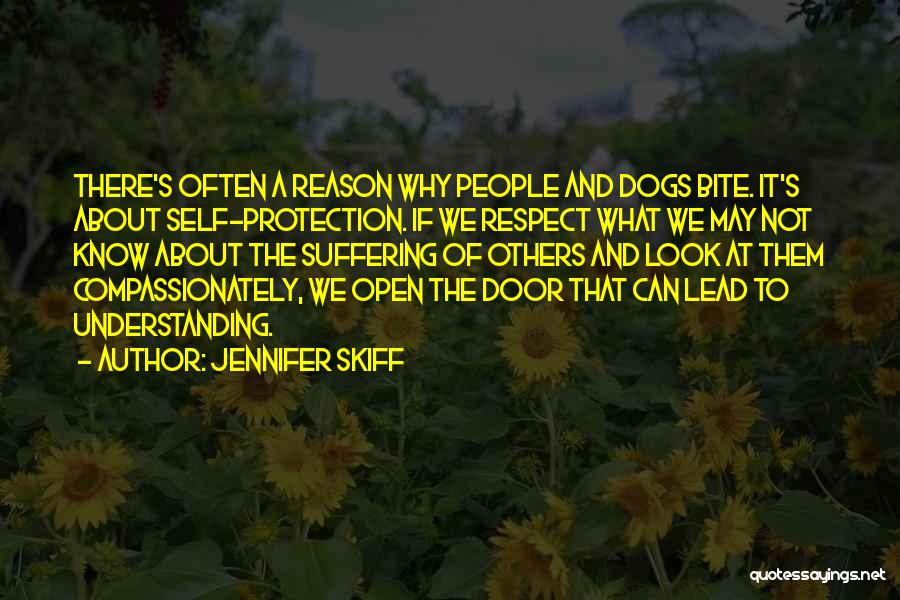 Suffering And Compassion Quotes By Jennifer Skiff