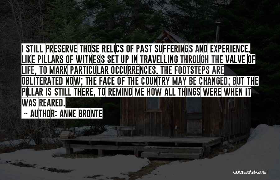 Sufferings In Life Quotes By Anne Bronte
