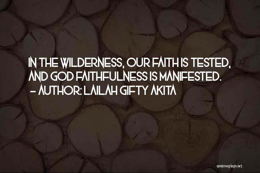 Sufferings In Life Quotes By Lailah Gifty Akita