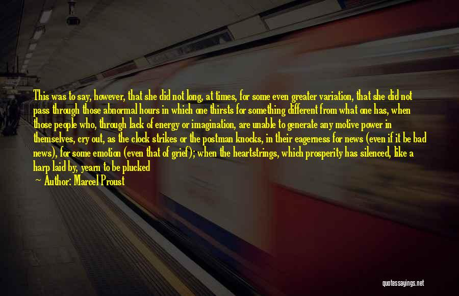 Sufferings In Life Quotes By Marcel Proust