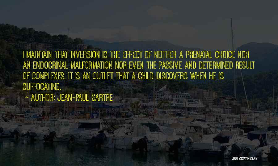 Suffocating Quotes By Jean-Paul Sartre