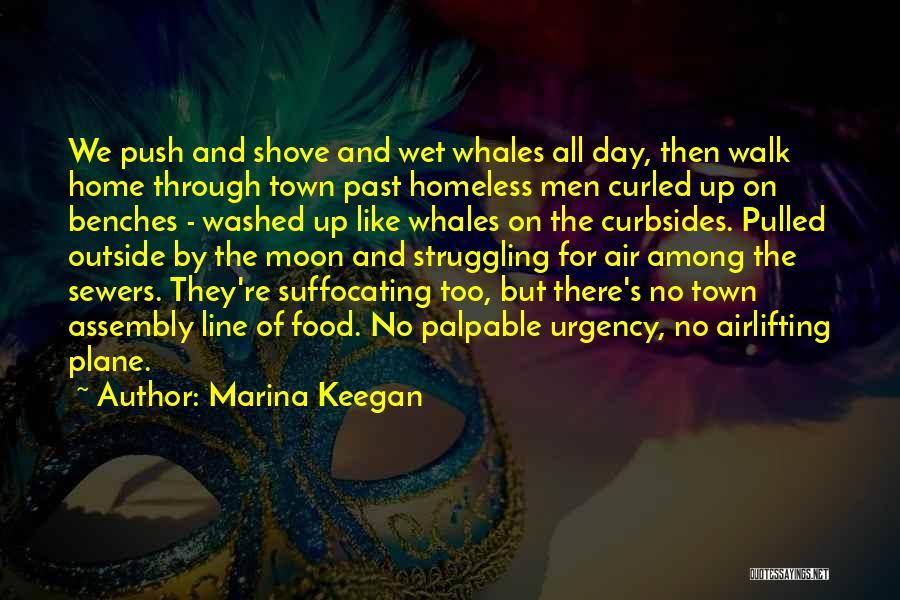 Suffocating Quotes By Marina Keegan