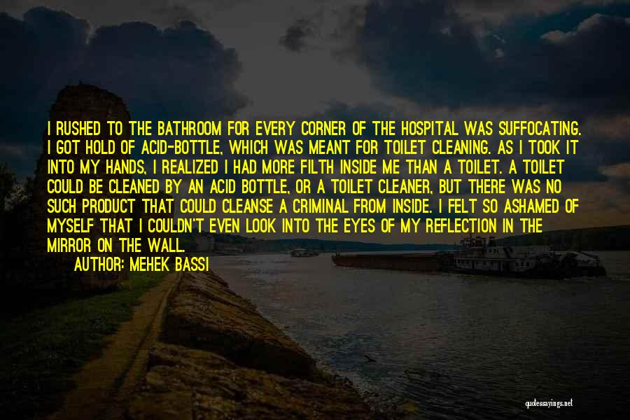 Suffocating Quotes By Mehek Bassi