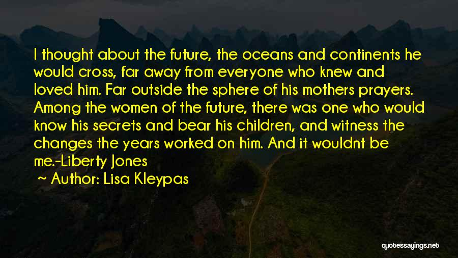 Sugar Bear Quotes By Lisa Kleypas