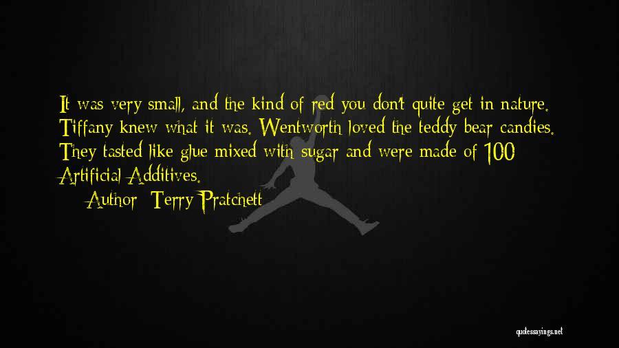 Sugar Bear Quotes By Terry Pratchett