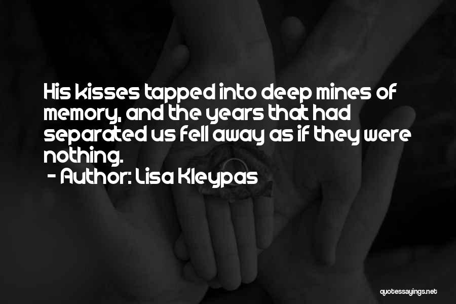 Sugar Daddy Quotes By Lisa Kleypas
