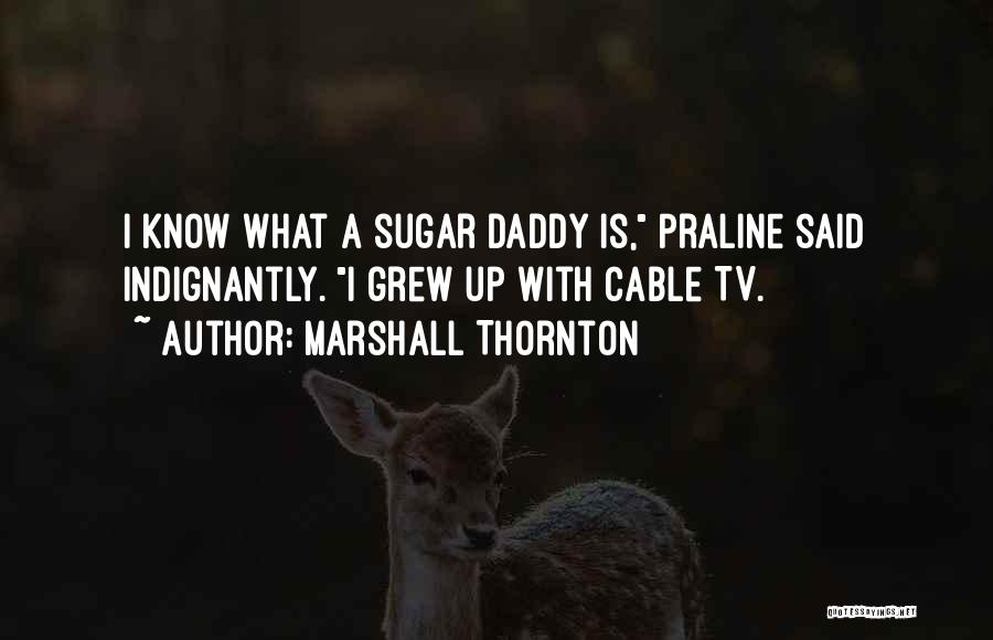 Sugar Daddy Quotes By Marshall Thornton