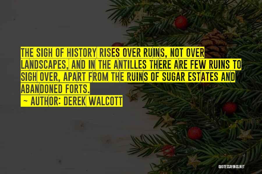 Sugar Quotes By Derek Walcott