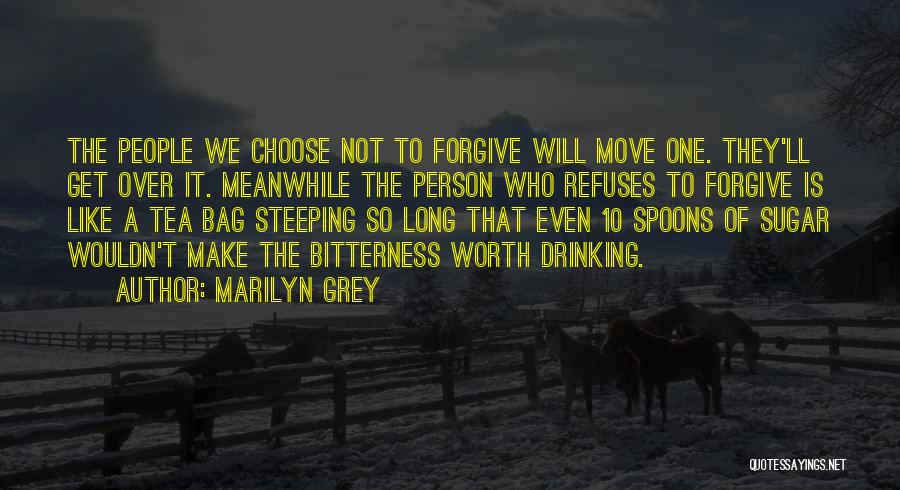 Sugar Quotes By Marilyn Grey