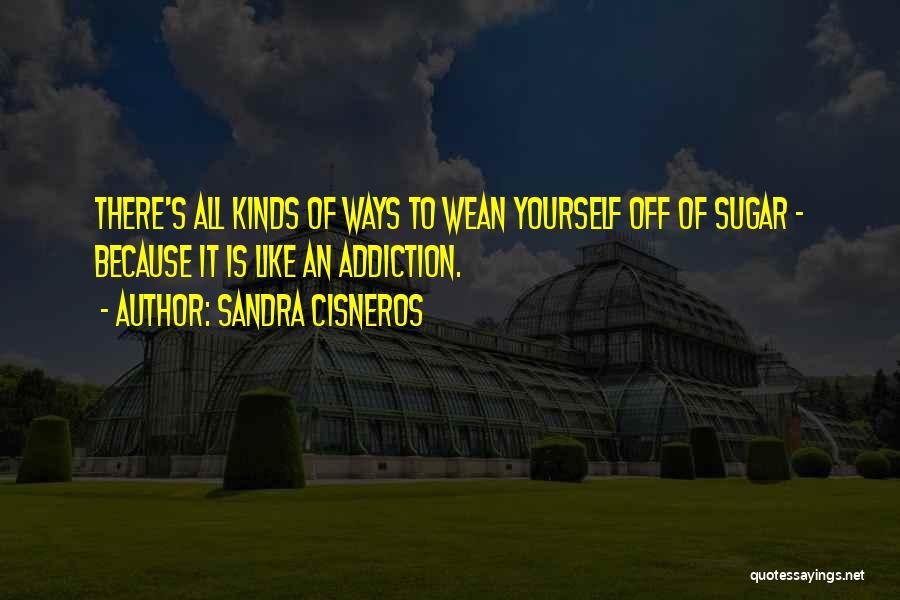 Sugar Quotes By Sandra Cisneros
