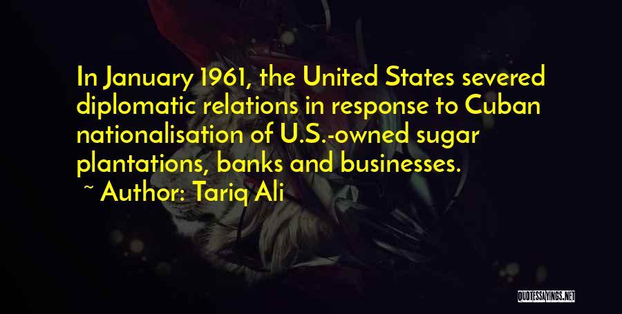 Sugar Quotes By Tariq Ali