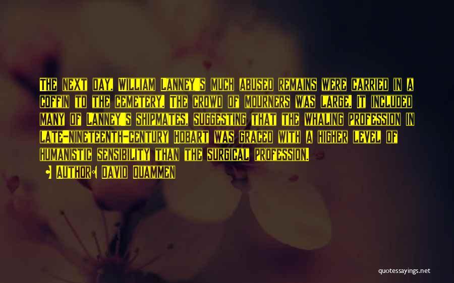 Suggesting Quotes By David Quammen