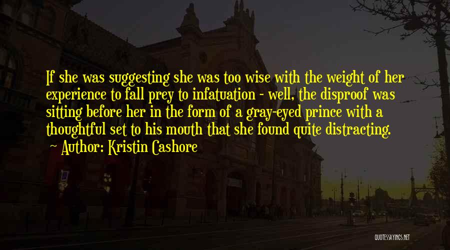 Suggesting Quotes By Kristin Cashore