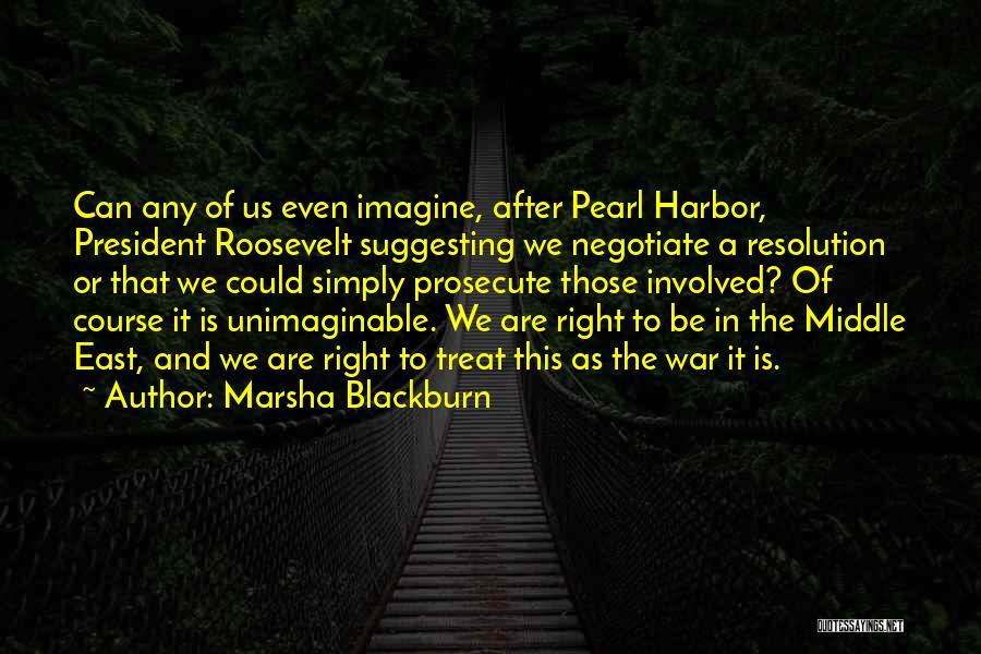 Suggesting Quotes By Marsha Blackburn