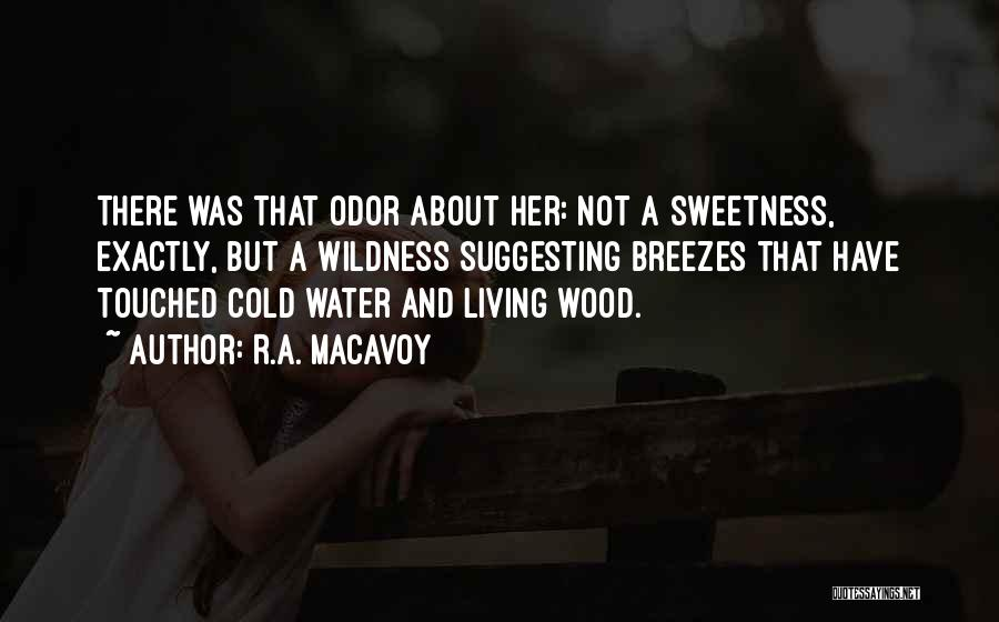 Suggesting Quotes By R.A. MacAvoy