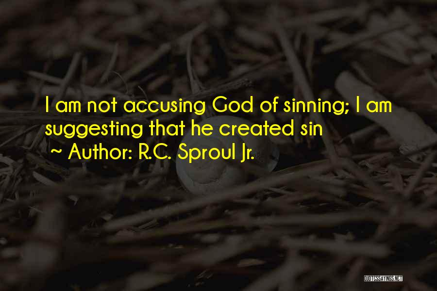 Suggesting Quotes By R.C. Sproul Jr.