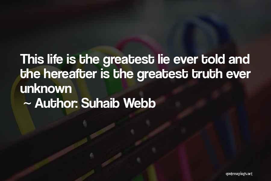 Suhaib Webb Quotes 680480