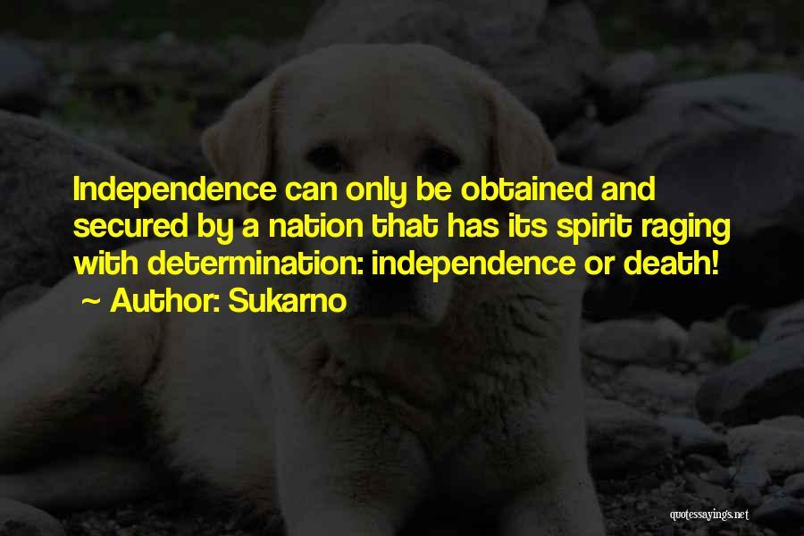Sukarno Quotes 1798776