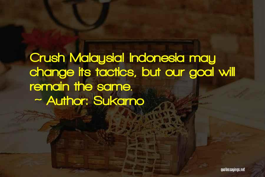 Sukarno Quotes 2105162