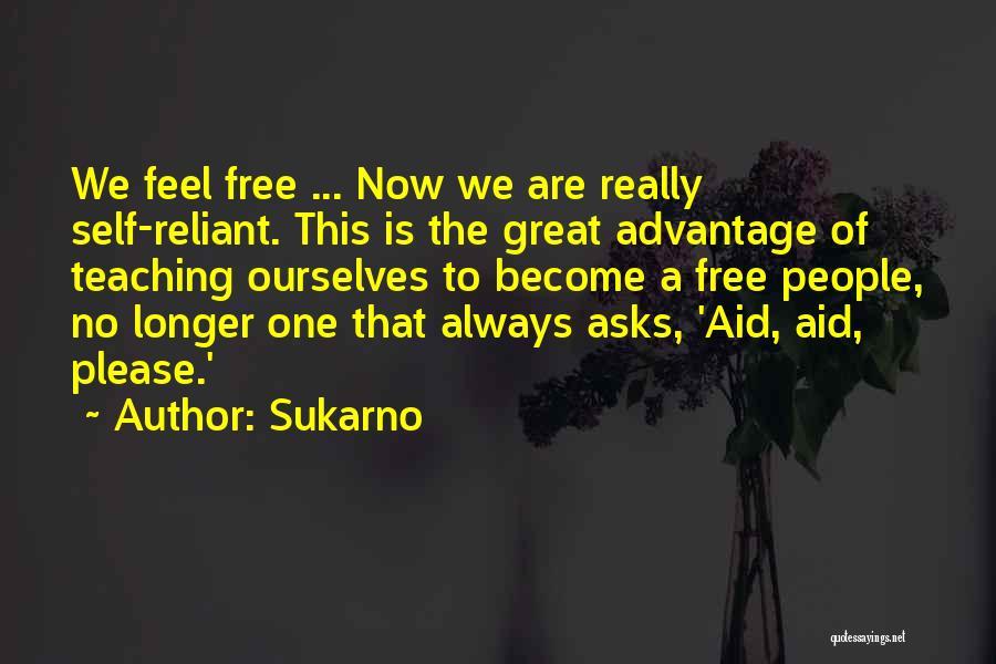 Sukarno Quotes 343672