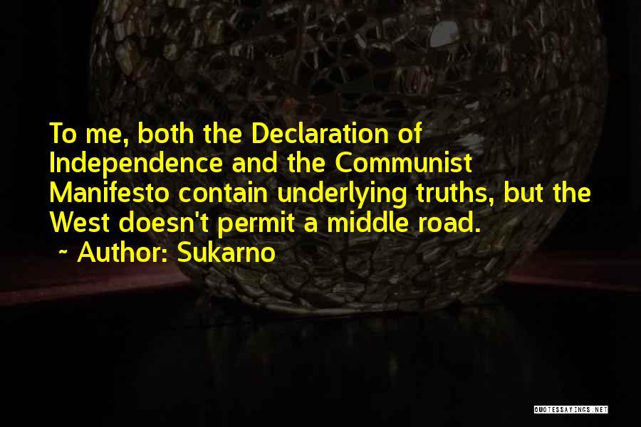Sukarno Quotes 993818
