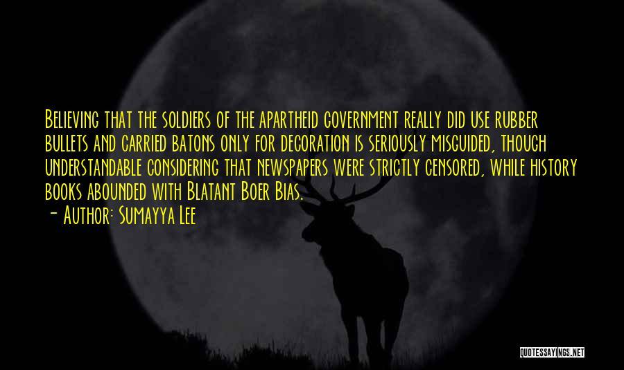 Sumayya Lee Quotes 2271737