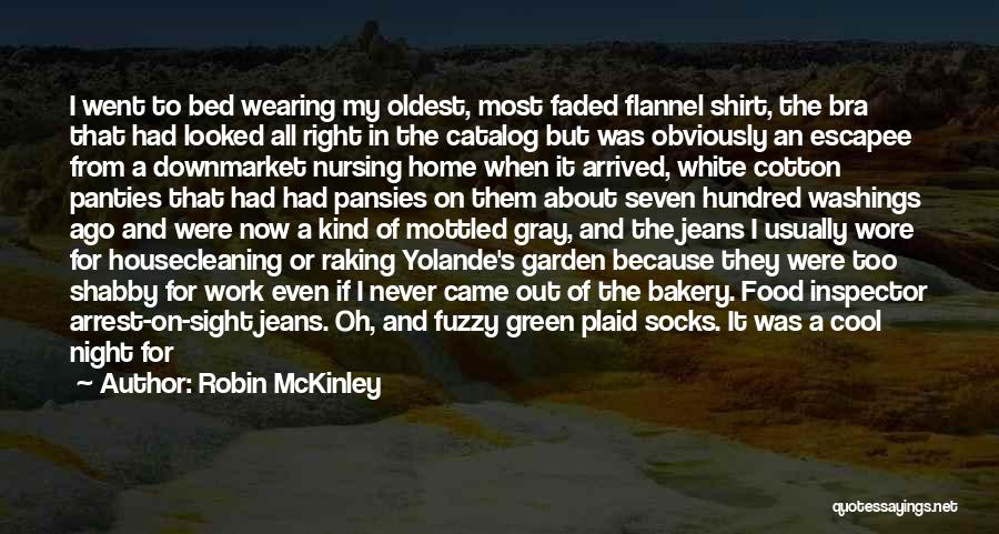 Summer Arrived Quotes By Robin McKinley