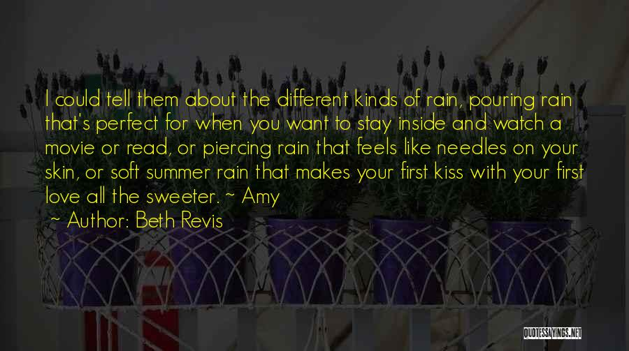 Summer With Your Love Quotes By Beth Revis