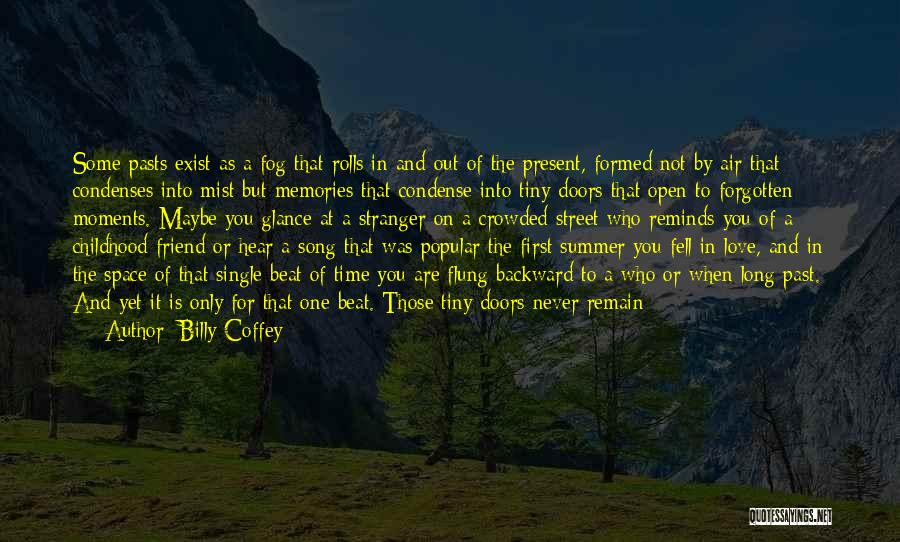 Summer With Your Love Quotes By Billy Coffey