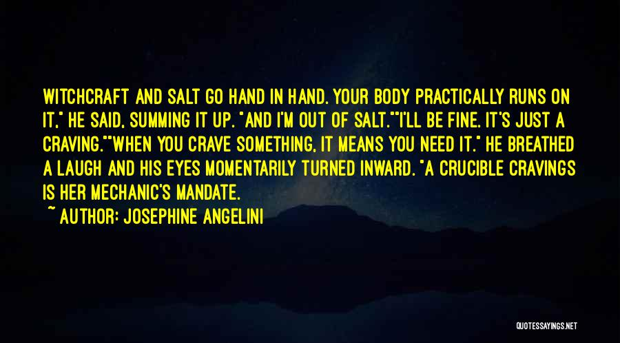 Summing Up Quotes By Josephine Angelini
