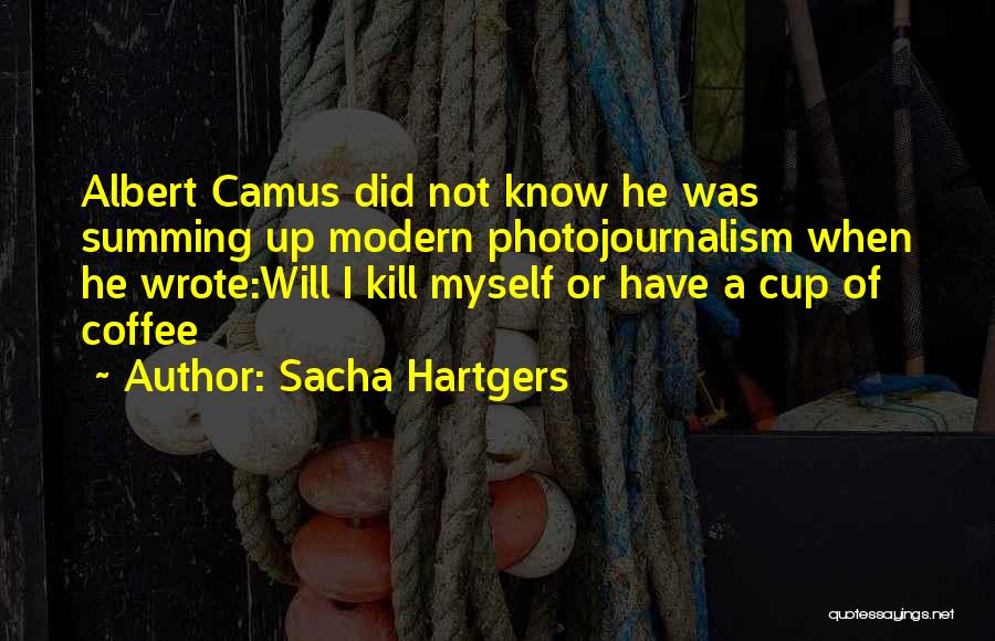 Summing Up Quotes By Sacha Hartgers