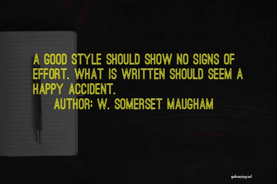 Summing Up Quotes By W. Somerset Maugham