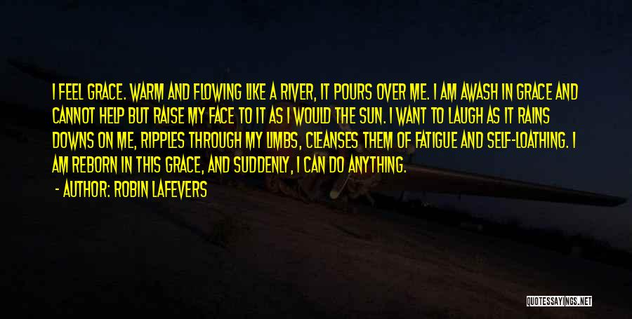 Sun On My Face Quotes By Robin LaFevers
