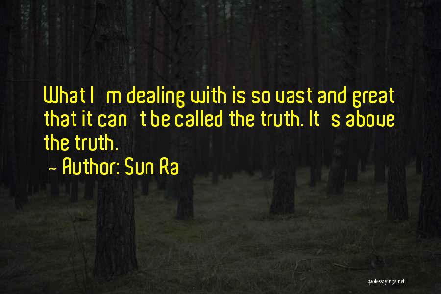 Sun Ra Quotes 756789
